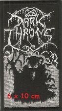Dark Throne - patch - FREESHIPPING