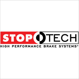 Stoptech 95-02 for Toyota 4Runner Front Performance Cryo Brake Rotor