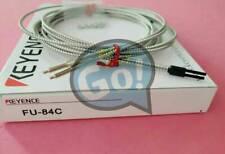 One FU-84C Keyence FU84C Fiber Optic Sensor New