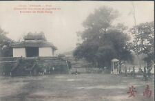 INDOCHINA Annam Hue Minh-Mang pagodas and tombs 1910s PC