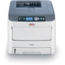 OKI C610n A4 USB Network Colour Laser / LED Printer C610 610