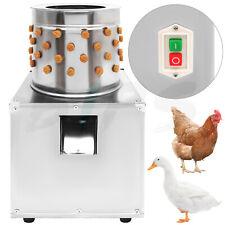 Poultry Plucker Chicken Birds Depilator Plucking Machine Dove Feather 180 W