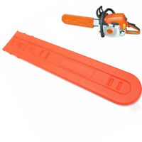 Chainsaw Bar Protect Orange Cover For Stihl Husqvarna 038 044 046 Scabbard Guard
