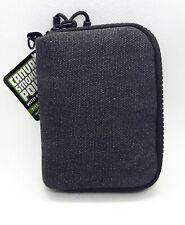 Smokezilla Black Heavy Duty Canvas Smoking Pouch W/Accessories