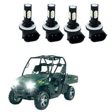 881 H27 LED Headlight For Arctic Cat 400 2004-2008 500 650 2005-2008 6000K Bulbs