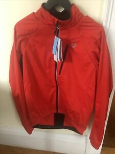 New-Old-Stock BONTRAGER Starvos S1 Softshell Convertible Jacket - Medium - Red