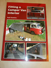 Fitting a Camper Van Interior VW VOLKSWAGEN TRANSPORTERS INSIDE COVERSION MANUAL