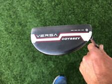 Odyssey Versa 9 Putter Very Good Condition 32.5 Inches With New Grip