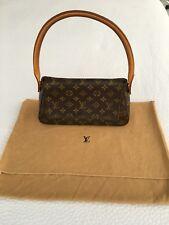 Louis Vuitton Monogram Canvas Looping Mini Hand Bag. Gently used.