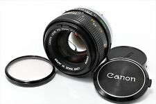 【Excellent+++】 Canon FD 55mm f/1.2 S.S.C. from Japan 55 1.2 ssc from Japan #99