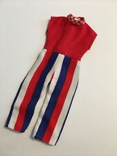 Pedigree Sindy Doll Rare Canterbury Patch Outfit 1970s Minty