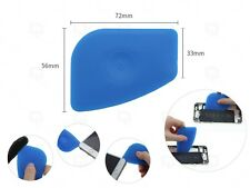 1x Blue Battery Plastic Spudger Opening Repair Tool Remover iPhone 4/5/8/X/iPad