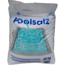 Piscina Sale Poolsalz 25kg Cura Dell' Acqua Naturale Sale Schwimmbadpflege