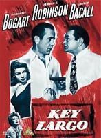 Key Largo Humphrey Bogart Edward G Robinson Warner GB DVD L. Nuevo