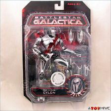 Battlestar Galactica Red Stripe Cylon ToysRUs TRU exclusive - worn packaging