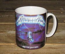 Metallica Ride the Lightning Advertising MUG