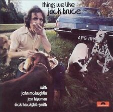 Things We Like [Bonus Tracks] by Jack Bruce (CD, Apr-2003, Universal Distributio