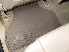 BMW 3 Series E46 Coupe Sedan Wagon  Rubber Mat Beige Rear 82550138288