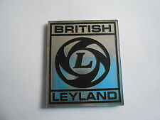 British Leyland Lettering Sign Logo Writing Characters 1 9/16X1 7/8in