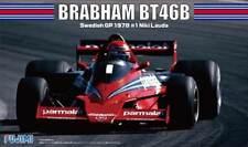 FUJIMI 1:20 KIT AUTO F1 BRABHAM BT46B SWEDEN GP 1978 #1 NIKE LAUDA 09153