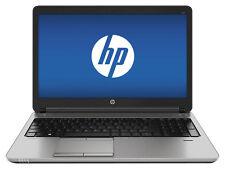 "HP f2r88ut#aba ProBook 650 G1 15.6"" Laptop - Intel Core i5 - 4GB Memory - 180GB"