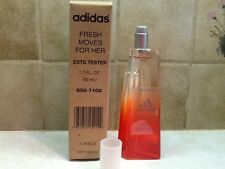Adidas Fresh Moves Her 1.7 oz. EDT Spray Tester New RARE BUY 1 GET 1 FREE