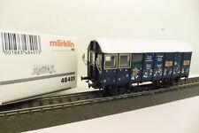 Märklin H0 48401 Weihnachtswagen 2001 KK   N47