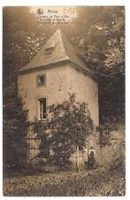 arlon , château de pont d'oie  à habay la neuve , habitation du jardinier