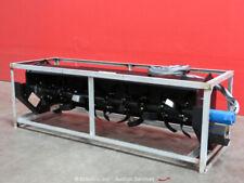 Greatbear Rotary Cultivator Tiller Hydraulic Skid Steer Attachment bidadoo -New