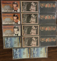 Lot Of 14 Readers Digest Cassettes Gershwin White Christmas Fred Waring Tenors
