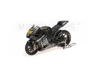 MINICHAMPS 122 093946 YAMAHA YZR M1 bike V Rossi MotoGP TEST Jerez 2008 1:12th