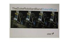 The Duke Robillard Band Poster Promo