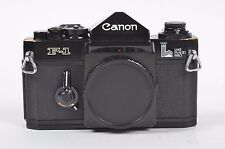 EXC++ CANON F-1 LAKE PLACID 1980 COMMEMORATIVE 35mm BODY, RARE