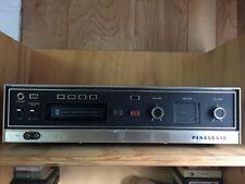Panasonic RS-803US 8 Track Stereo Player Good Working Condition Akai Pioneer