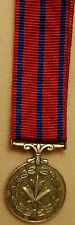 CANADA- Medal of Bravery silver miniature medal
