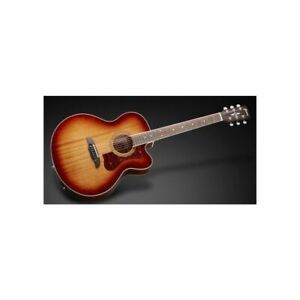 Framus Legacy Jumbo Acajou Vs Ce - Guitare Western Avec Capteur / Micro