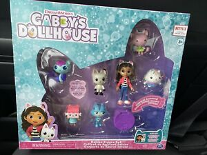 Spin Master Gabby's Dollhouse 7 Toy Gift Set