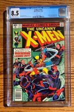 The Uncanny X-MEN #133 CGC 8.5 - HELLFIRE Club 1st SOLO WOLVERINE (1980)