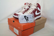 NIKE Court Force HI 2005 Gr.42,5 UK.8 rot weiss 312270 611