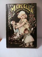 Autographed Signed Marcella Stories Raggedy Ann Story 1929 Book Gruelle