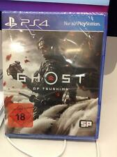 Ghost of Tsushima [PlayStation 4]  FSK 18!!! Neu!!!