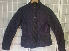 Eddie Bauer Premium Goose Down Blue Jacket 550 Fill Power Women's Size M Medium
