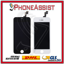 DISPLAY LCD VETRO TOUCH Per Apple iPhone 5S SCHERMO ORIGINALE TIANMA