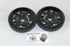 NISSAN CA18DET CA18DE CA18 Billet adjustable cam gears 180SX S13 SILVIA  EXA