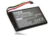 Batteria 1100mAh 3.7V Li-Ion per TomTom XXL South Africa, R2, 6027A0106201