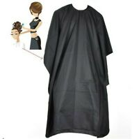 Salon Friseurumhang Haarschneideumhang Haare Schneiden Wasserdichte Tuch Schwarz