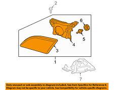 Chevrolet GM OEM 00-02 Cavalier-Headlight Assembly 22666740
