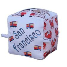 San Francisco City Block Organic Toy - Soft Cotton Best Toy of the Year