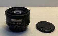 Pentax SMC FA 50 mm F/1.4 AF Objektiv