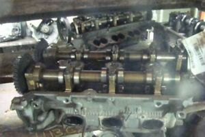 Driver Cylinder Head 6 Cylinder 2.5L Excluding SVT Fits 95-00 CONTOUR 13485